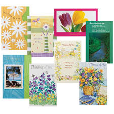 thinking of you cards thinking of you cards value pack of 24 greeting cards walter