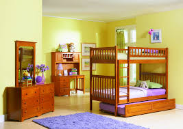 pleasant toddler boys bedroom ideas design with black wood bed
