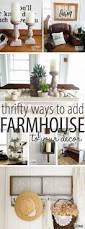 Farmhouse Style Home Decor by Best 25 French Farmhouse Decor Ideas On Pinterest Country