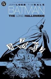 arkham city calendar man halloween batman the long halloween 1 the long halloween issue