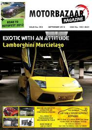motor bazaar issue 5 by aliasgher hasham issuu