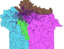 alabama zone map zones approved for east montgomery al three rivers recon