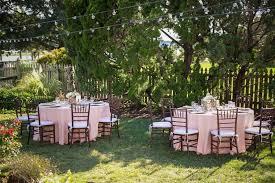 Ideas For A Backyard Wedding Backyard Wedding Landscaping Ideas Backyard Wedding Ideas