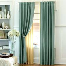 Turquoise Sheer Curtains Turquoise Curtains Cool Light Blue Curtains With Sheer