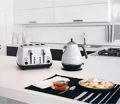 Delonghi Icona 4 Slice Toaster Black De U0027longhi 4 Slice Toaster
