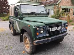 land rover defender diesel land rover defender tdi in hereford herefordshire gumtree