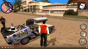 gta 3 san andreas apk gta san andreas back to the future mod pack for android v1 0 mod