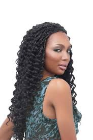 crochet braid hair harlem125 kima synthetic crochet braiding hair ripple tisun