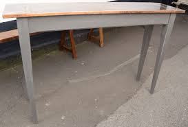 vintage style console table vintage style metal topped console table in vintage vintage style