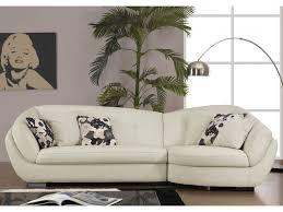 canapé d angle cuir buffle canapé d angle cuir de buffle capretto blanc ivoire angle droit