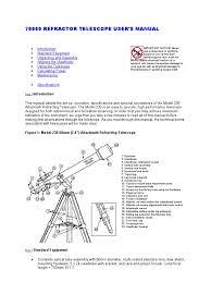 70060 refractor telescope user lens optics astronomy
