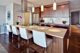 traditional galley kitchen remodel to open concept in find best