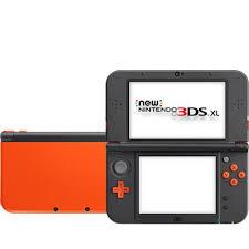 new nintendo 3ds xl black friday new nintendo 3ds xl console orange jb hi fi