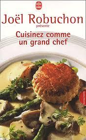 cuisinez comme un grand chef coffret 2 volumes joël robuchon payot