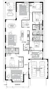 one story two bedroom house plans one story house plans with in suite in suite floor