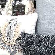 cynthia rowley throw pillows amalfi jacobean floral duvet cover