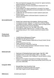 English Teacher Resume Examples by 40 Best Teacher Resume Examples Images On Pinterest Resume Ideas