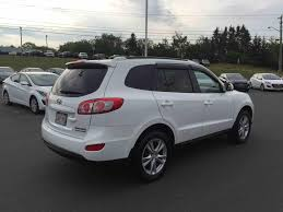 used 2011 hyundai santa fe gl sport awd to sale for 17 in