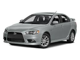 silver mitsubishi lancer 2015 mitsubishi lancer price trims options specs photos