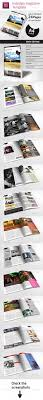 24 pages magazine template in a4 format by grga atree graphicriver
