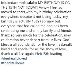 foluke daramola real age date of birth revealed ahead of 40th