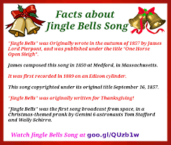 facts about jingle bells song album on imgur