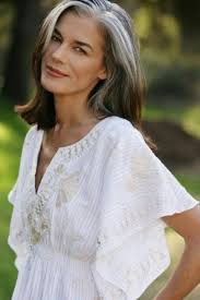 salt and pepper hair styles for women amazing gray hairstyles we love southern living