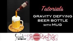 watch gravity defying beer bottle and mug cake online vimeo on