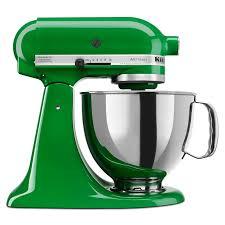 Kitchenaid Mixers On Sale by Kitchenaid Mixer With Glass Bowl Kitchenaid Ksm150pssm 10speed