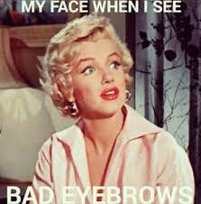 Eyebrows Meme - eyebrow jokes kappit crush pinterest eyebrow memes and humour
