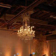Marquee Chandeliers Lighting C Olonial Events