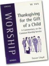 w 165 thanksgiving for the gift of a child a commentary on the