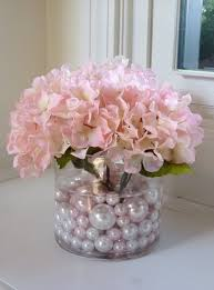 elegant vase fillers for wedding centerpiece with beautiful vase