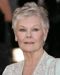 faboverfifty hairstyles short hairstyles for women over 60 3 judi dench