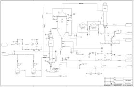 piping u0026 instrumentation diagram p u0026id process flow systems