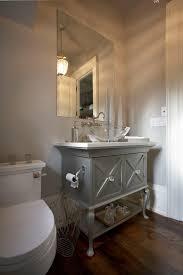 Free Standing Bathroom Sink Vanity Toronto Powder Room Vanities Traditional With Custom Vanity Metal