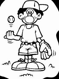 baseball 14 sports coloring pages u0026 coloring book