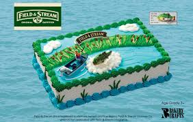 bass fish cake field bass boat and fish cake kit the
