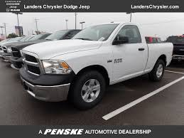 dodge jeep white 2018 new ram 1500 tradesman 4x2 regular cab 6 u00274
