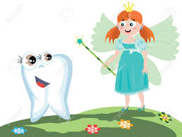 tooth fairy with magic wand royalty free cliparts vectors and