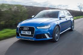 2016 audi rs6 avant performance review review autocar