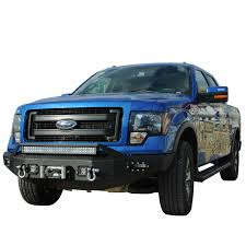 Ford F150 Truck Dimensions - 09 14 ford f 150 front led winch bumper