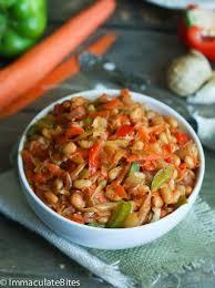 cuisine sud africaine découvrez le chakalaka recette végétarienne sud africaine