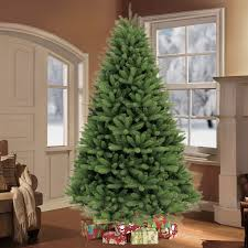puleo 7 5 green fir artificial tree with stand