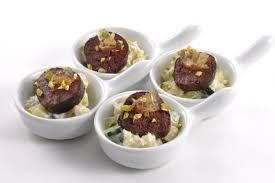 courgettes cuisin s boudin noir antillais courgettes cuisinées au lait de coco gelée