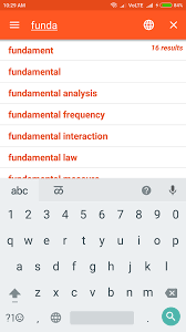 easy english dictionary for android free download and software
