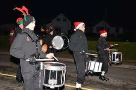 Blind River Weather Local Cadets Join The Fun In Blind River Santa Parade