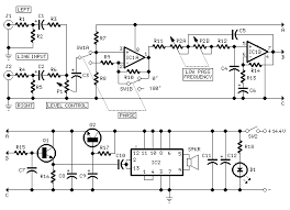 schematic u0026 wiring diagram car subwoofer driver circuit
