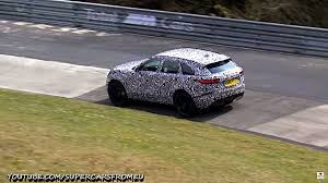land rover velar svr 2019 range rover velar svr spied playing its raspy soundtrack