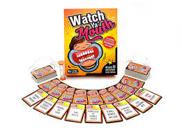 amazon com watch ya u0027 mouth family edition the authentic